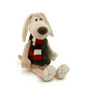 Игрушка пёс Бруно