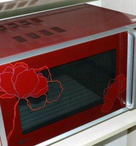 Микроволновая печь LG MF6588
