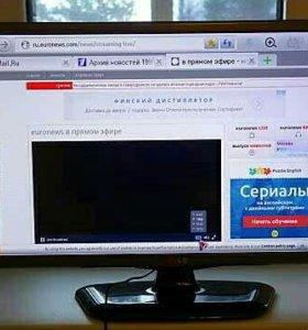 LED Телевизор LG Smart TV Wi Fi 22 дюйма