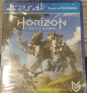 Horizon Zero Dawn для ps4 новый