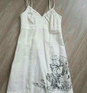Платье легкое летнее