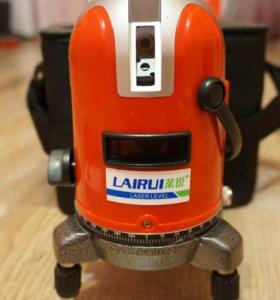 Новый лазерный уровень Lairui (нивелир) 5 линий