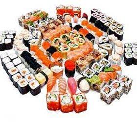 Разработаю меню для суши бара