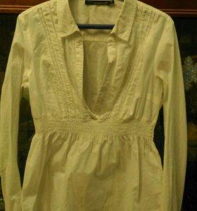 Рубашка женская (белая)