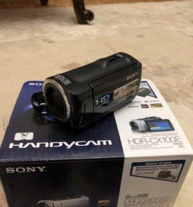 Видеокамера Sony зеркальная