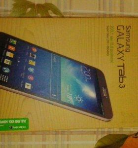 Планшет Samsung GALAXY TAB 3 SM-T311 Gold Brown