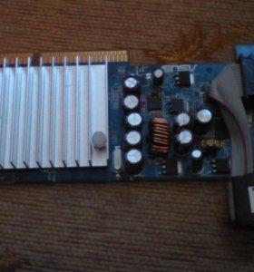 Видеокарта ASUS Nvidia GeForce 6200 AGP
