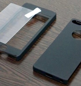 Чехлы + защита экрана iPhone