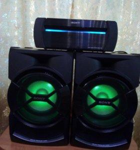 Домашняя аудисистема SONY HCD-SHAKE-X3D