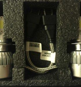 LED Headlight S6C F7 5500LM