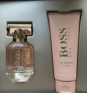 Подарочный набор Hugo Boss The Scent for her
