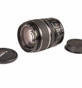 Объектив Canon 17-85 4-5.6 IS USM
