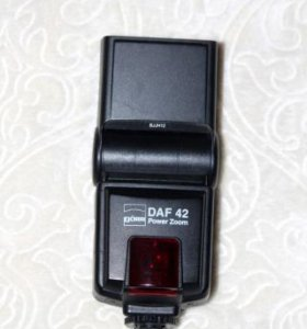 Вспышка Doerr DAF-42 Power Zoom for Canon