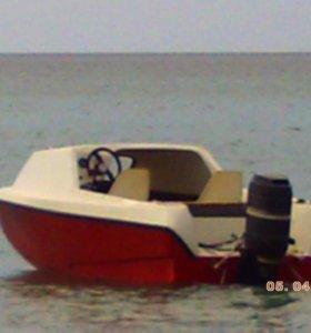 "Моторная лодка""Ладога-2"""
