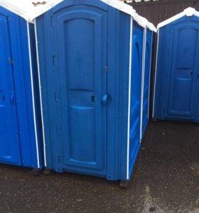 Туалетная кабина новая