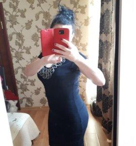 Классическая платье
