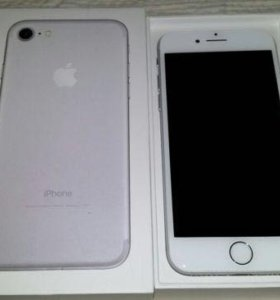 iPhone 7 128Gb Silver Оригинал