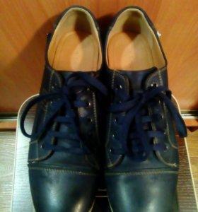 Туфли демисезонные мужские ( новые)