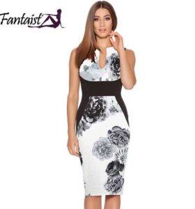 Платье классическое 48р,(новое)
