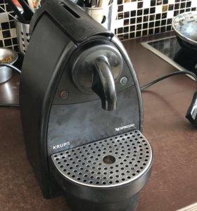 Кофе машина Krups Nespresso