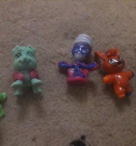 Прикольные игрушки