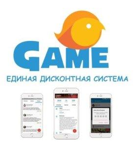 Мобильное приложение UDS GAME