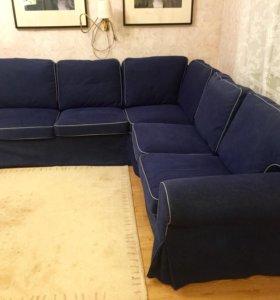 Угловой диван ИКЕА