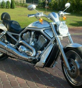 Harley-Davidson VRSCA V-rod 100th Anniversary
