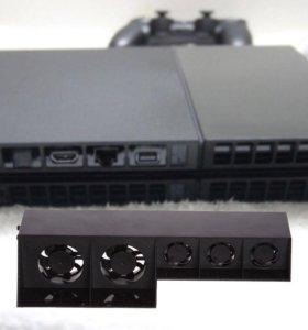Система охлаждения для приставки PlayStation 4 Pro