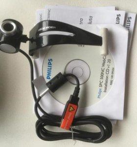Веб-камера Philips SPC500NC