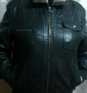 Мужская зимняя куртка 48-50 р.