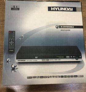 DVD плеер Hyundai