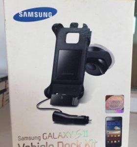 Автомобильный держатель на Самсунг Galaxy s2 НОВЫЙ