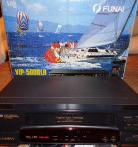 Funai VIP-5000 LR, полн.комплект, отс