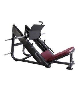 Жим ногами 45 kraft Fitness KF45DLP