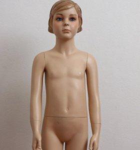 Манекен гипсовый детский 109см Девочка