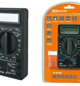 Мультиметр цифровой М-830 В ТДМ Electric