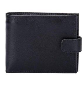 Новый кожаный кошелек Fabula