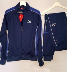Спортивный костюм Puma мужской новый