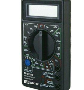 Мультиметр цифровой М-832 ТДМ Electric