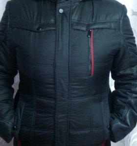 Мужская болоньевая куртка (размер 46-48 (М)