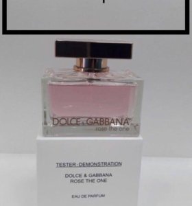Dolce&Gabba rose the one