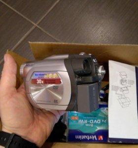 Продам камеру panasonic vdr d160