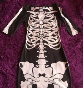 Платье на Хэлуин