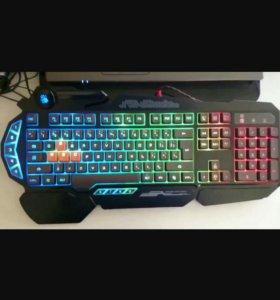 Клавиатура A4Tech Blody B314