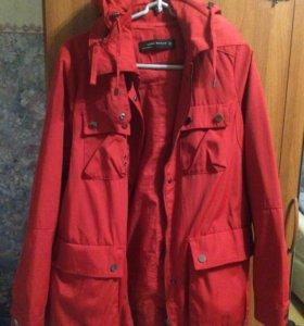 Куртка весна-осень 46-48 новая