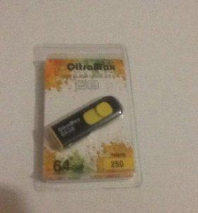 USB накопитель 64 GB