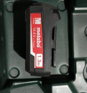 Аккумулятор metabo и зарядное устройство