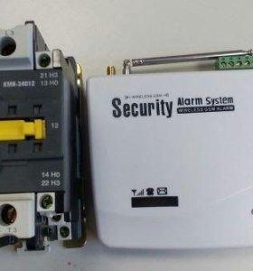 Система GSM управления электроприборами