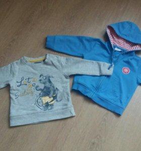 Одежда Толстовки